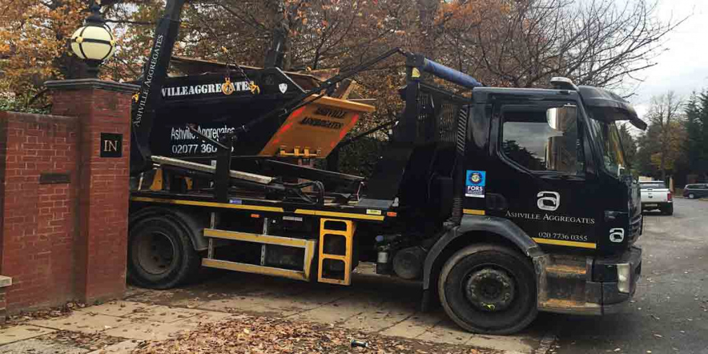 Skip Hire West London | Ashville Aggregates