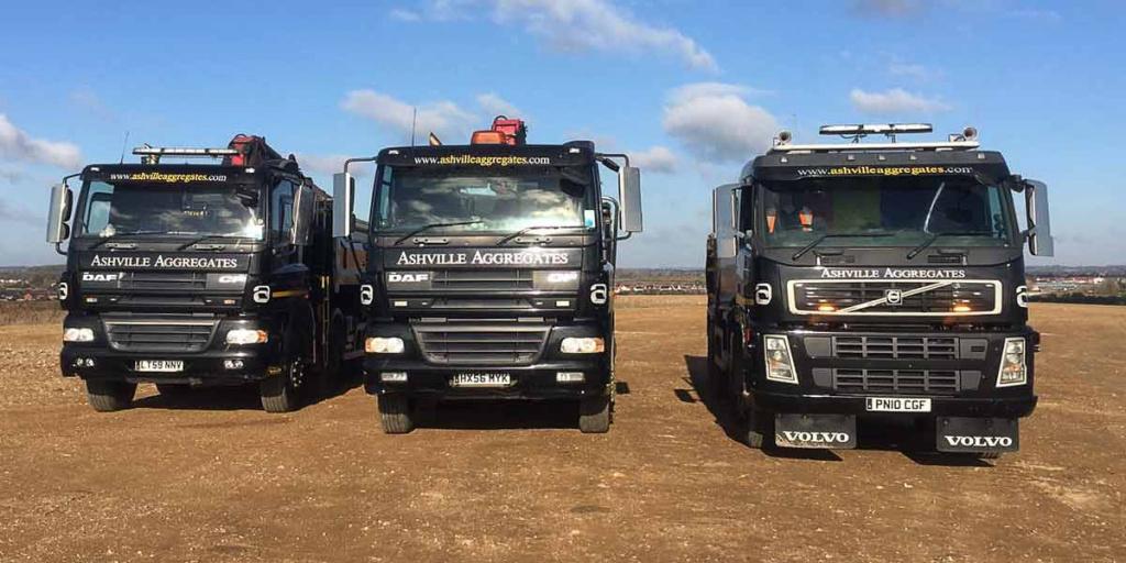 Muck Away Harefield | Ashville Aggregates