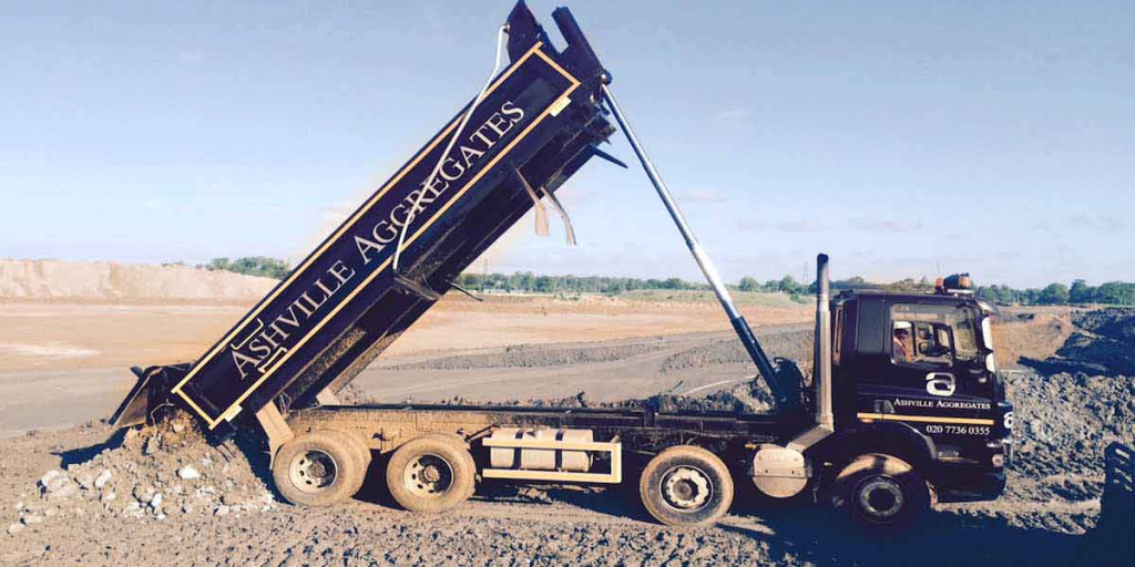 Tipper Hire Slough | Ashville Aggregates
