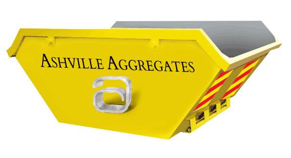 8-Yard Skip Hire - Ashville Aggregates