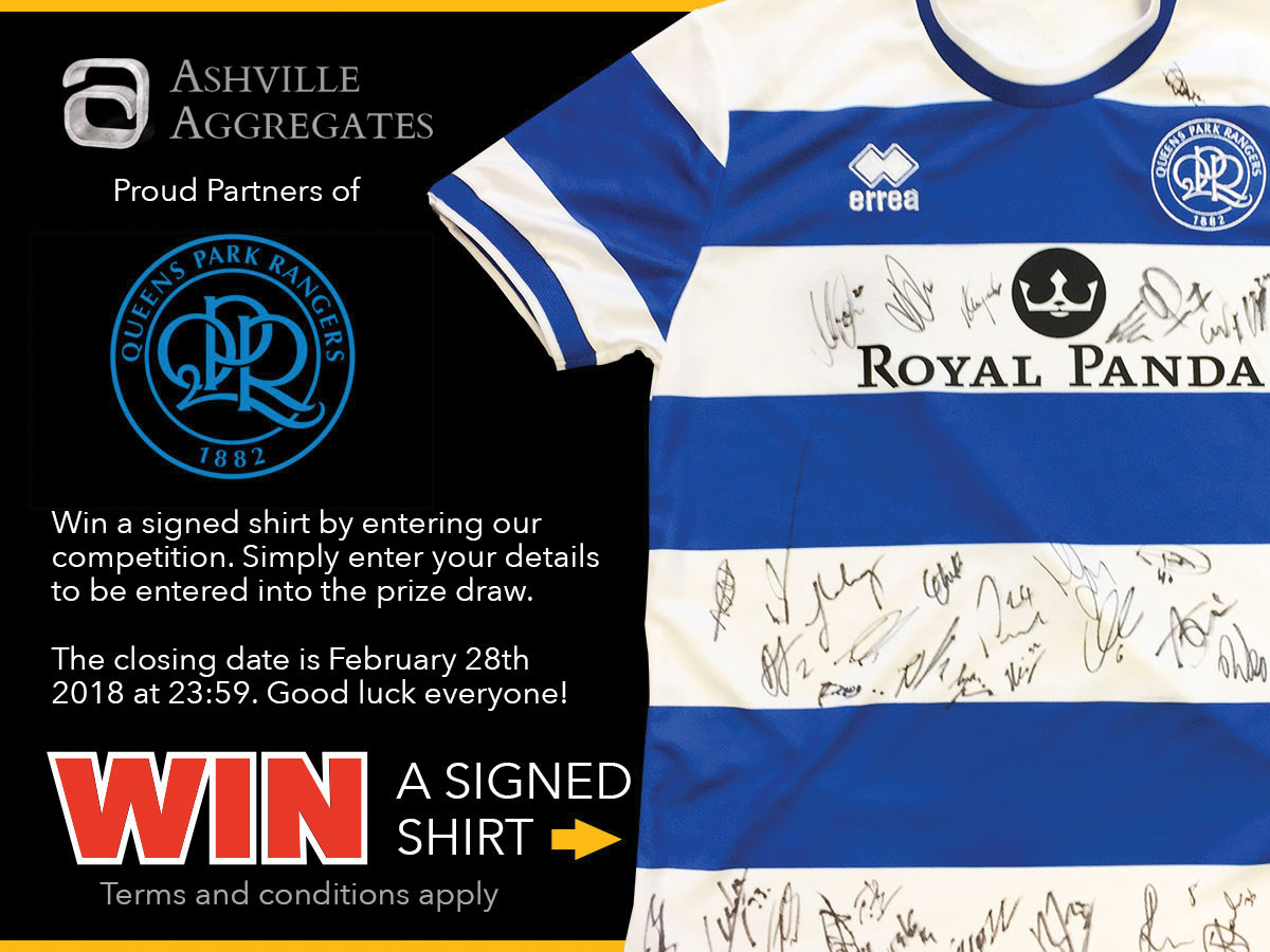 Signed shirt competition
