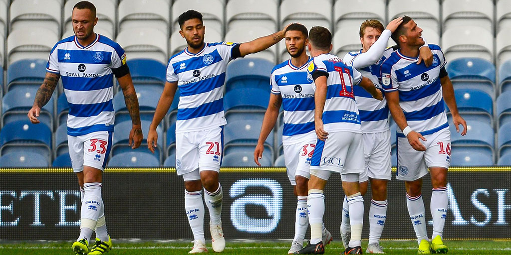 Tomer Hemed gets his first goal for QPR!
