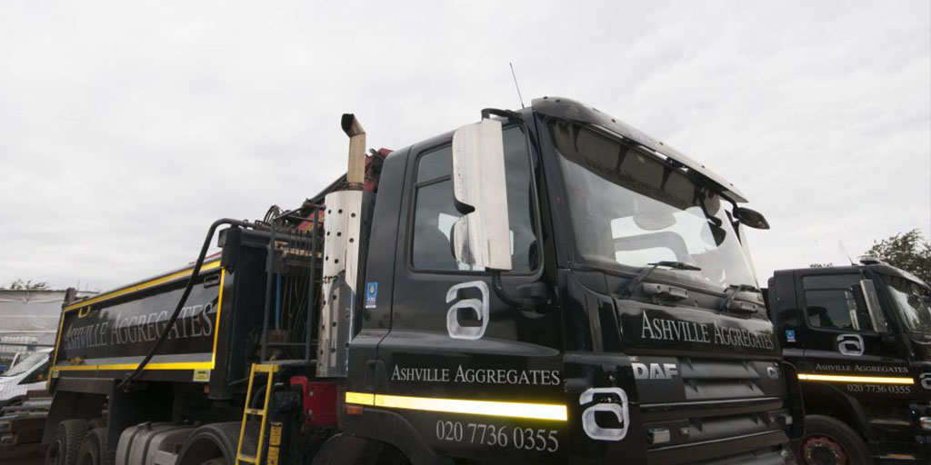 Grab Hire South Oxhey | Ashville Aggregates