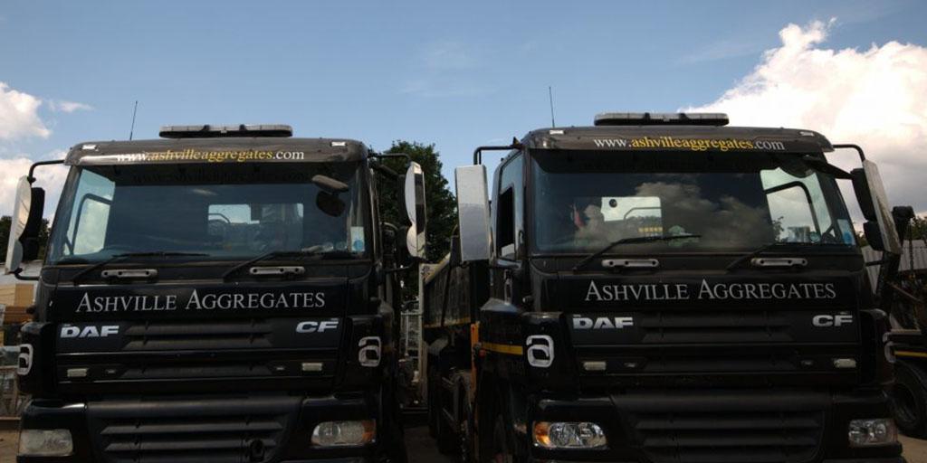 Grab Hire Hampstead | Ashville Aggregates