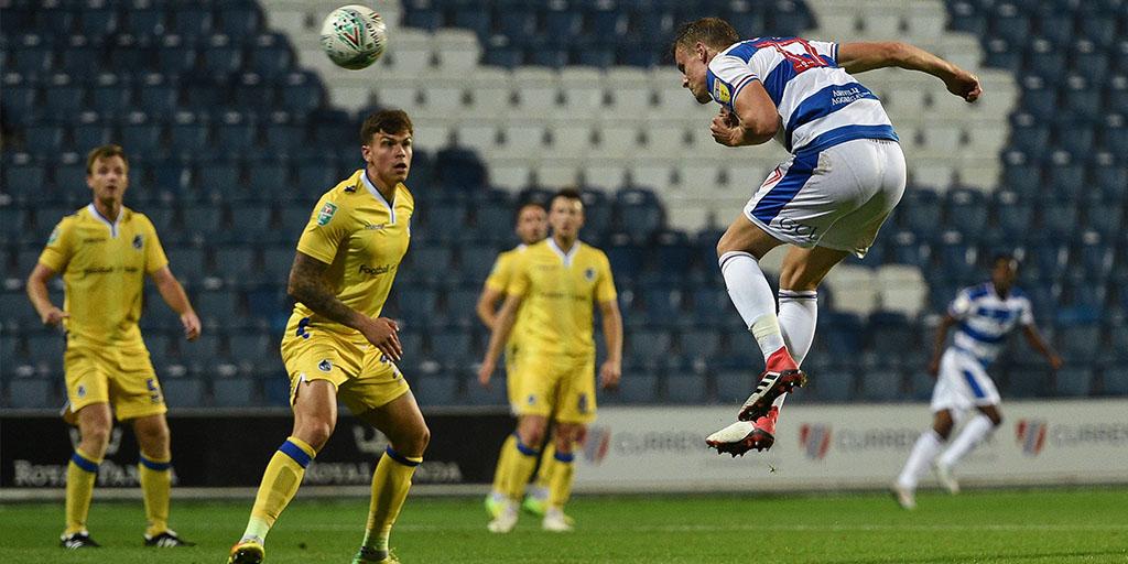 Matt Smith showing his aerial abilities