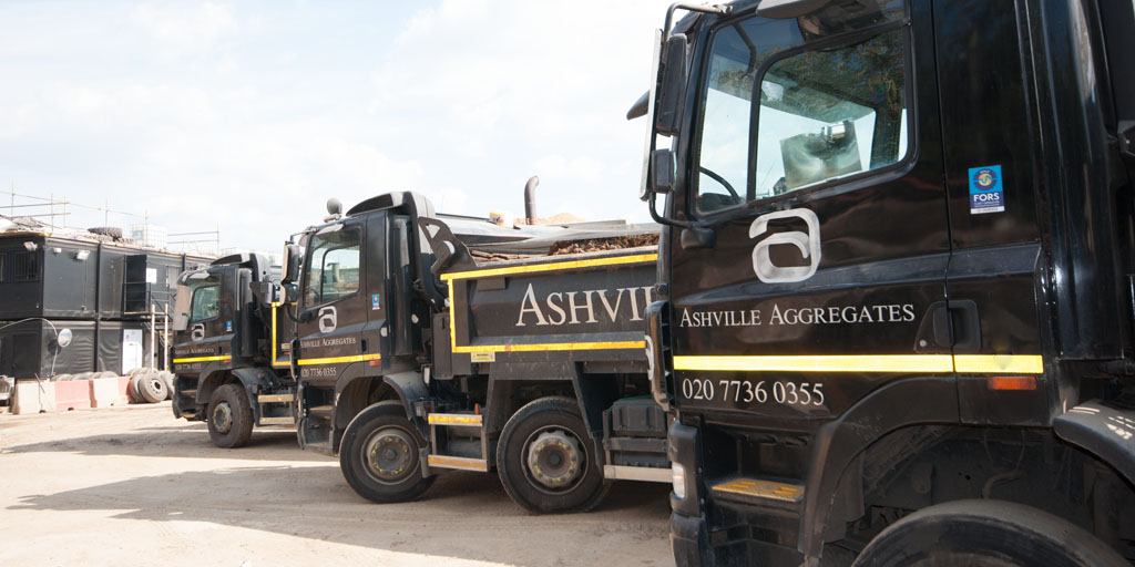 Muck Away North London | Ashville Aggregates