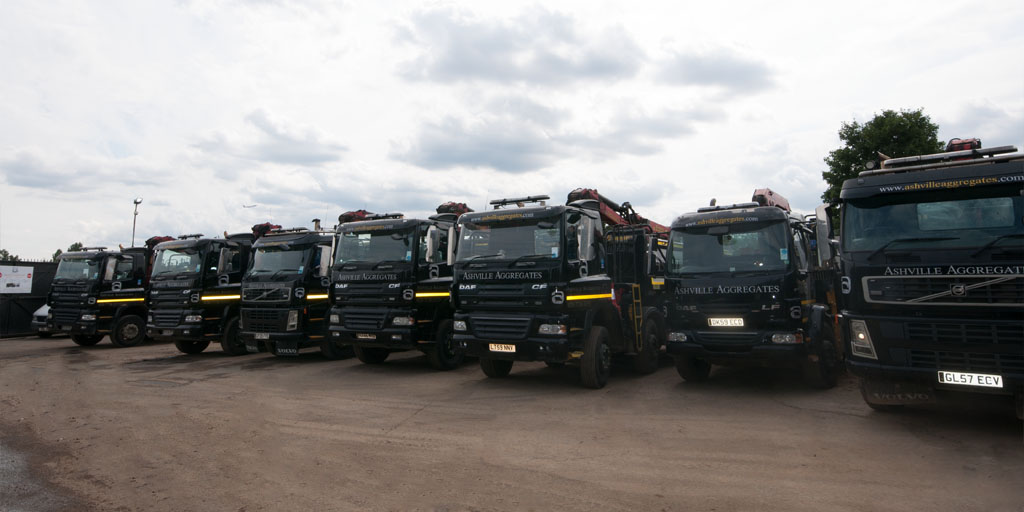 Muck Away Winnersh | Ashville Aggregates