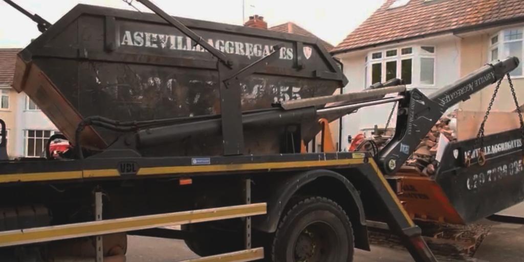Skip Hire Lambeth | Ashville Aggregates