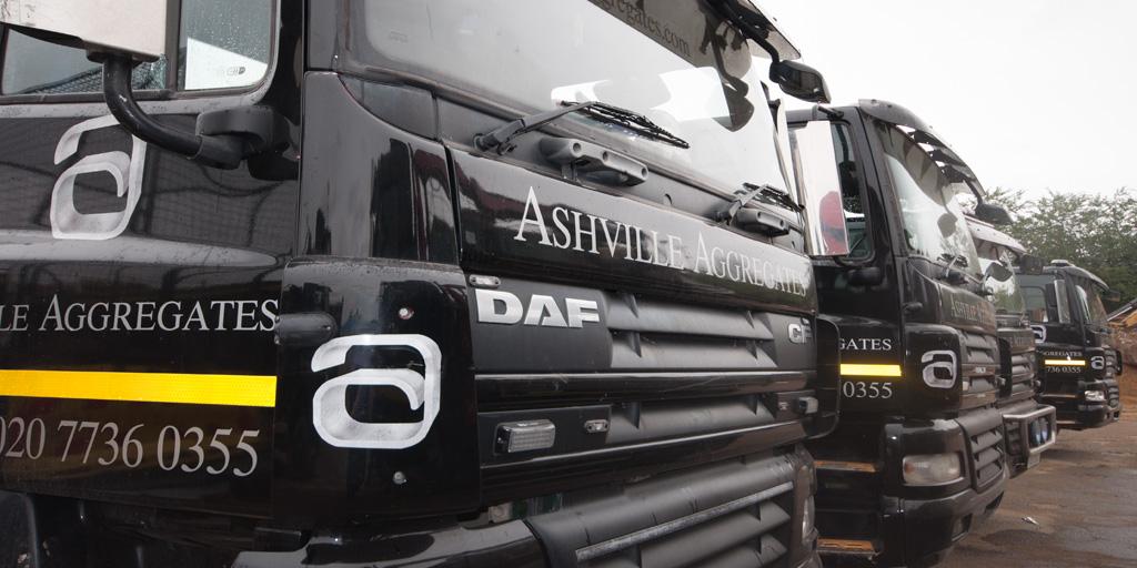 Ashville Aggregates | Skip Hire Amersham