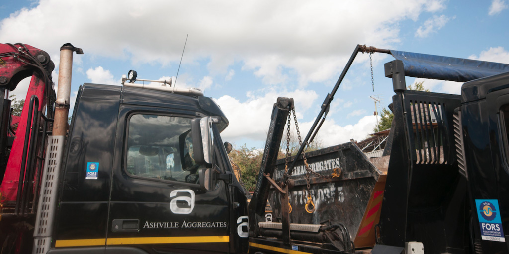 Skip Hire Shepherds Bush | Ashville Aggregates
