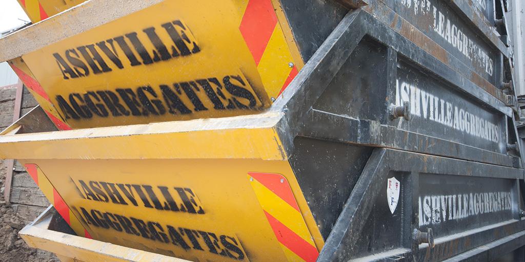 Skip Hire Stanwell | Ashville Aggregates