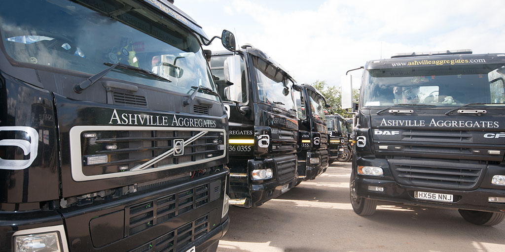 Tipper Hire City | Ashville Aggregates