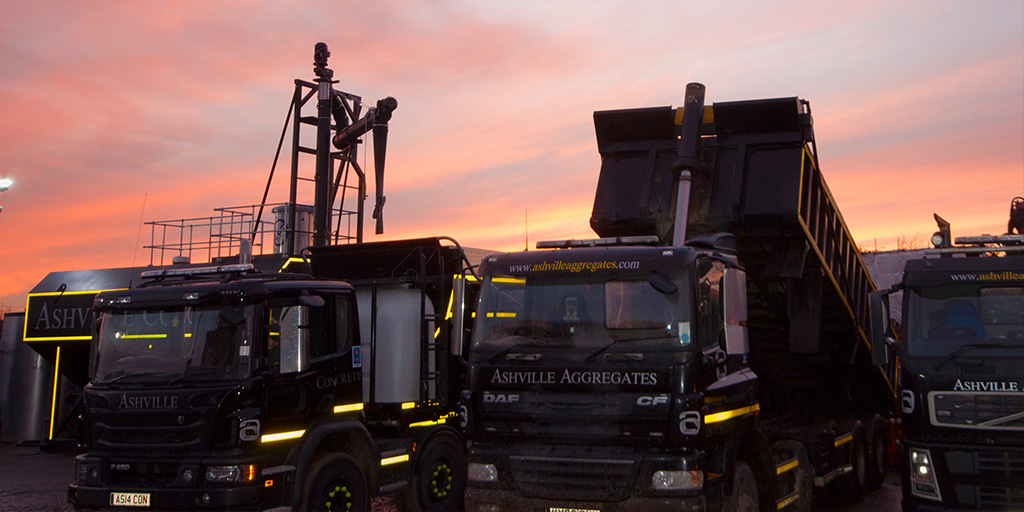 Tipper Hire Holloway | Ashville Aggregates